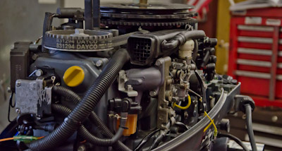 Apopka Marine Services Engines in Inverness Florida