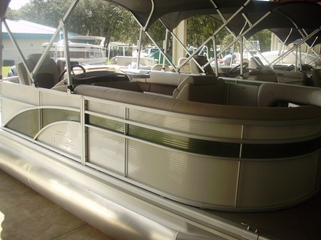 A 20SLXP is a Power and could be classed as a Deck Boat, Pontoon,  or, just an overall Great Boat!