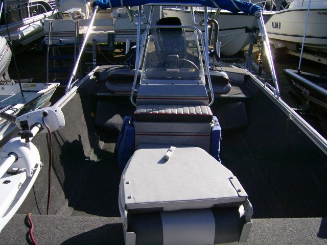 A 1660 Bay is a Power and could be classed as a Bay Boat,  or, just an overall Great Boat!