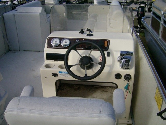 A Fiesta 24' Pontoon is a Power and could be classed as a Pontoon,  or, just an overall Great Boat!
