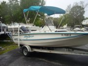 Used 2001 Key Largo Power Boat for sale