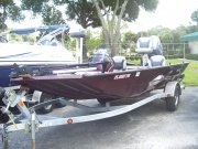 Used 2013 Alumacraft PRO 185 Power Boat for sale