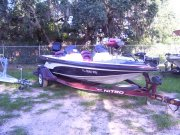 Used 2000 Nitro 901 CDX Power Boat for sale